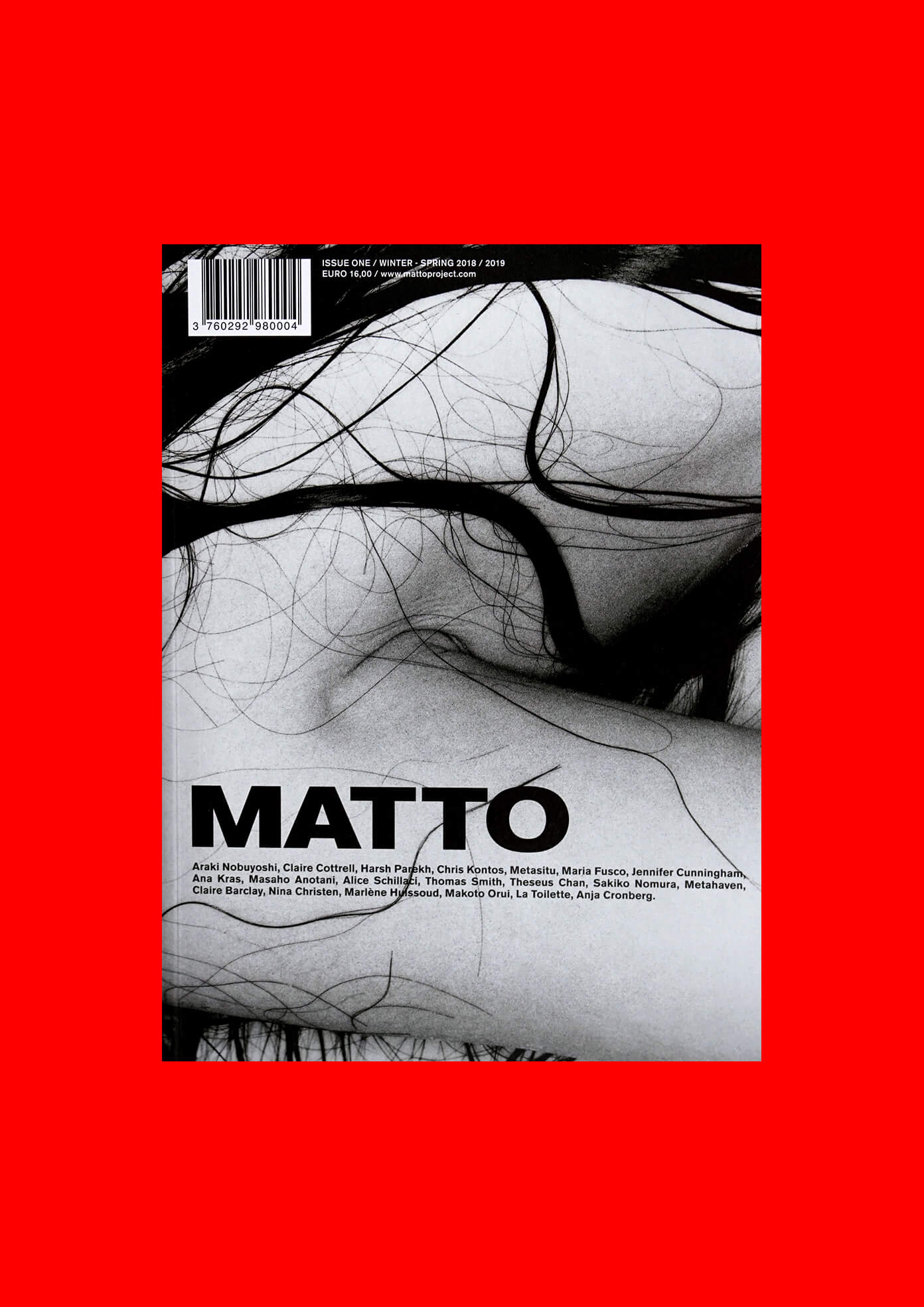 MATTO magazine issue one