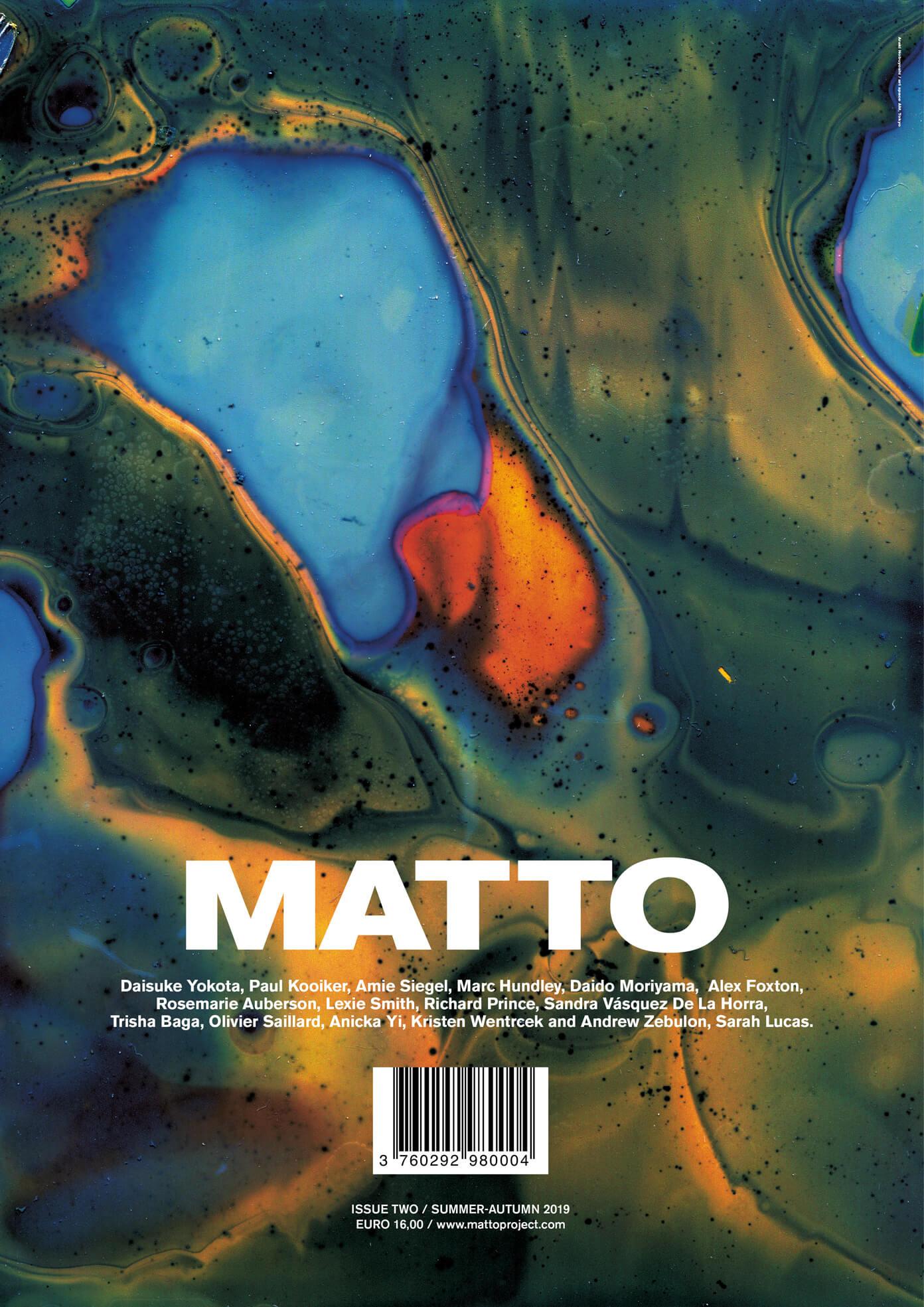 MATTO posters #5