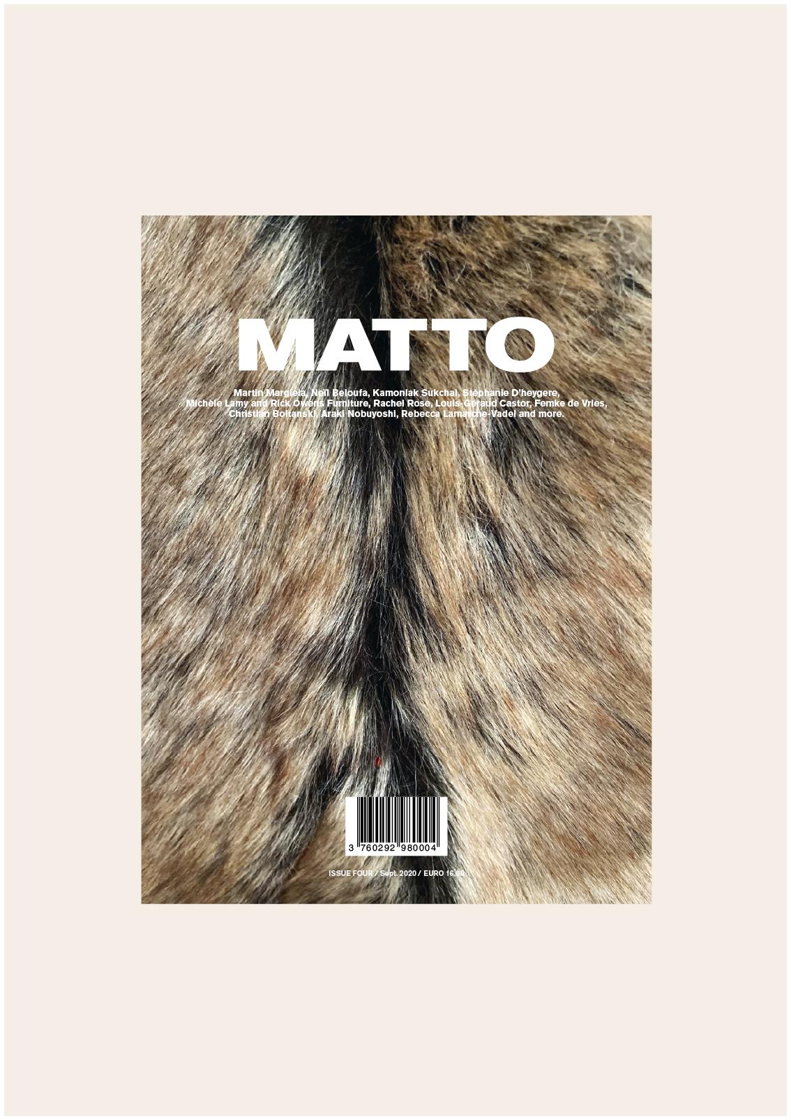 MATTO magazine issue three