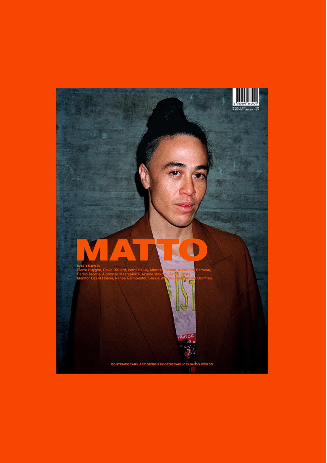 MATTO magazine issue five V1