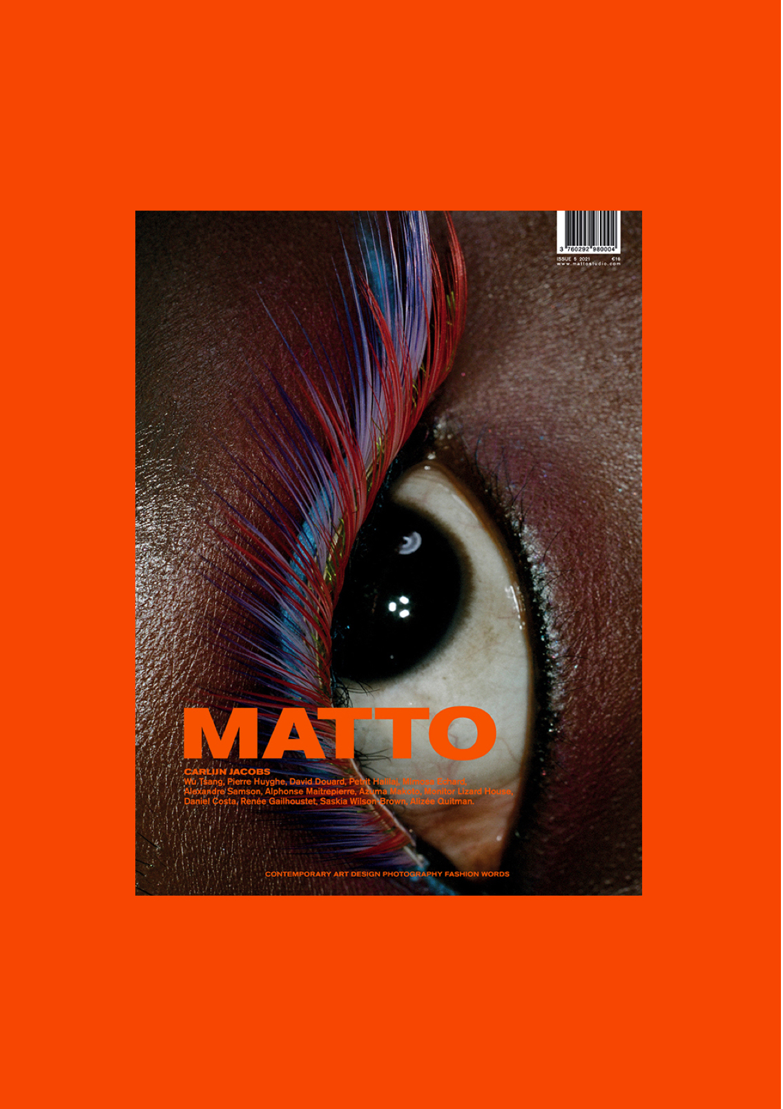 MATTO magazine issue five V2