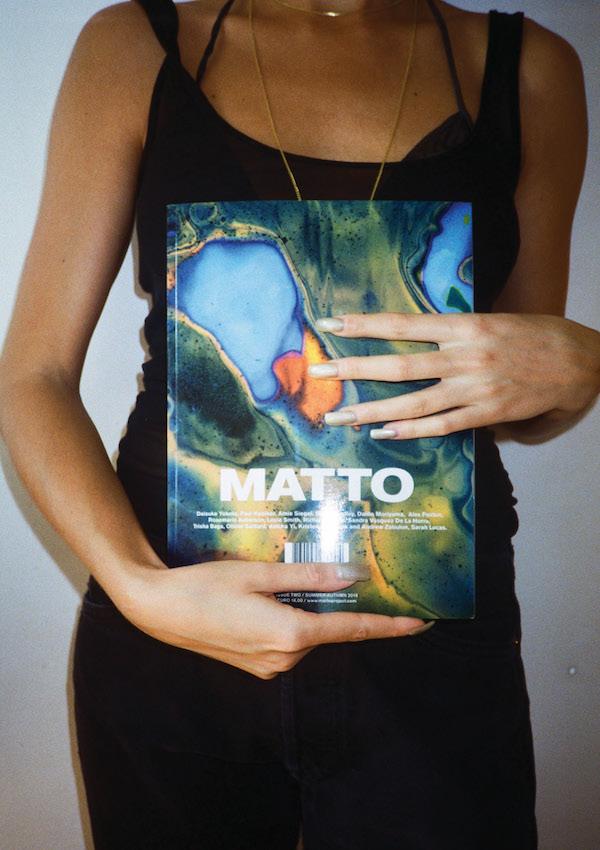 MATTO magazine issue two